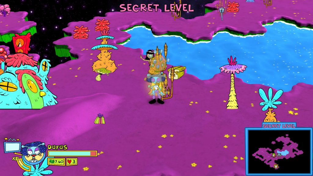 Toejam & Earl: Back in the Groove - 3