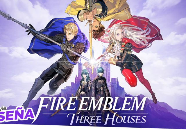 Fire Emblem Three Houses - Reseña