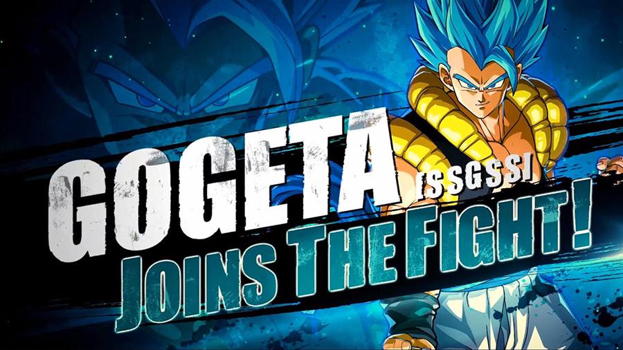 Gogeta Dragon Ball Fighter Z