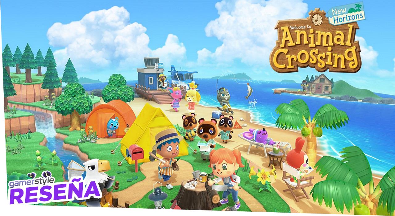 Animal Crossing New Horizons - Reseña