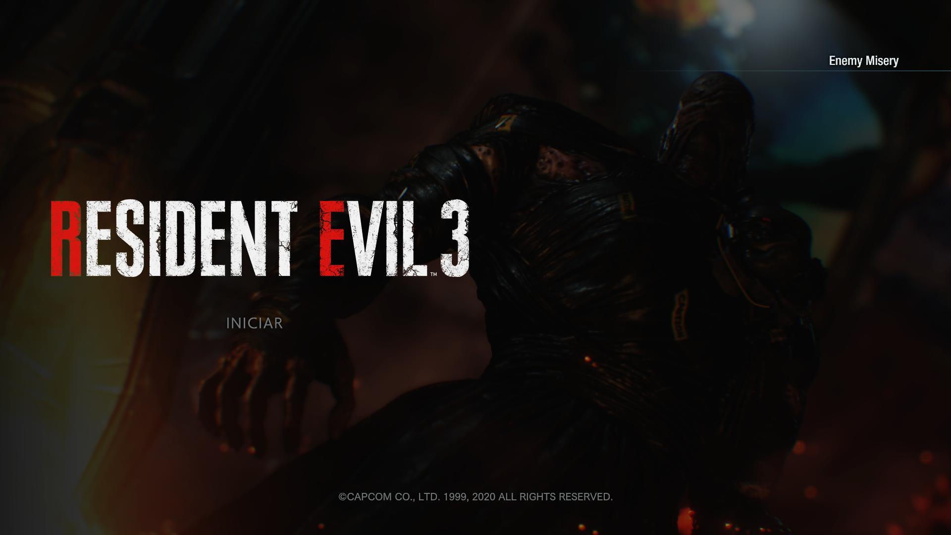 Resident Evil 3 - Previo
