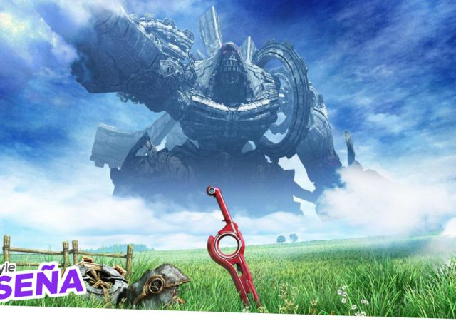 Xenoblade Chronicles - Reseña