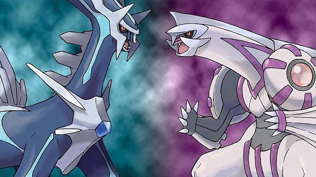 Pokémon Presents - Remakes de Diamond and Pearl